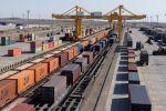 Сухой порт KTZE-Khorgos Gateway крупнейший в Центральной Азии, площадь - 102,8 гектара