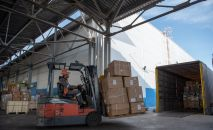 Через терминал провозят товары народного потребления, металлы, химикаты, машинное оборудование, негабаритные грузы