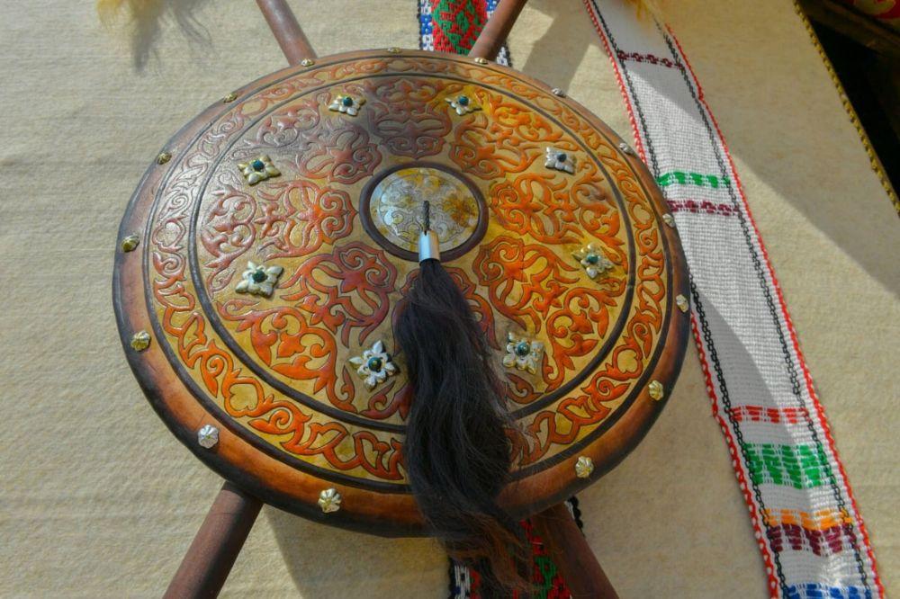 Необычный этноаул открыли в Туркестане