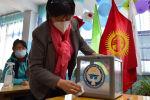 Выборы в Жогарку кенеш (парламент Кыргызстана