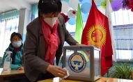 Выборы в Кыргызстане, архивное фото