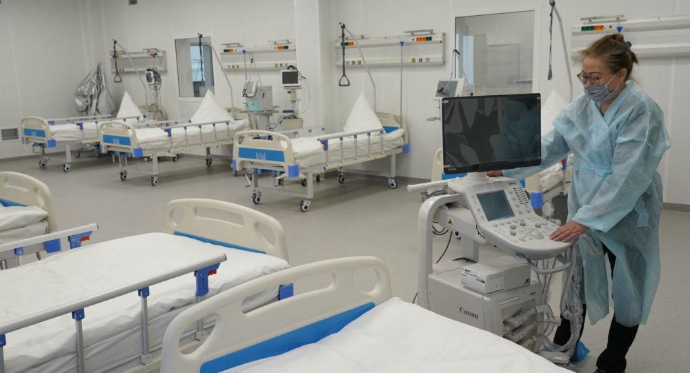 Новую быстровозводимую модульную больницу для зараженных коронавирусом пациентов открыли в южной столице