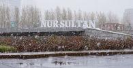Нұр-Сұлтан, архивтегі фото