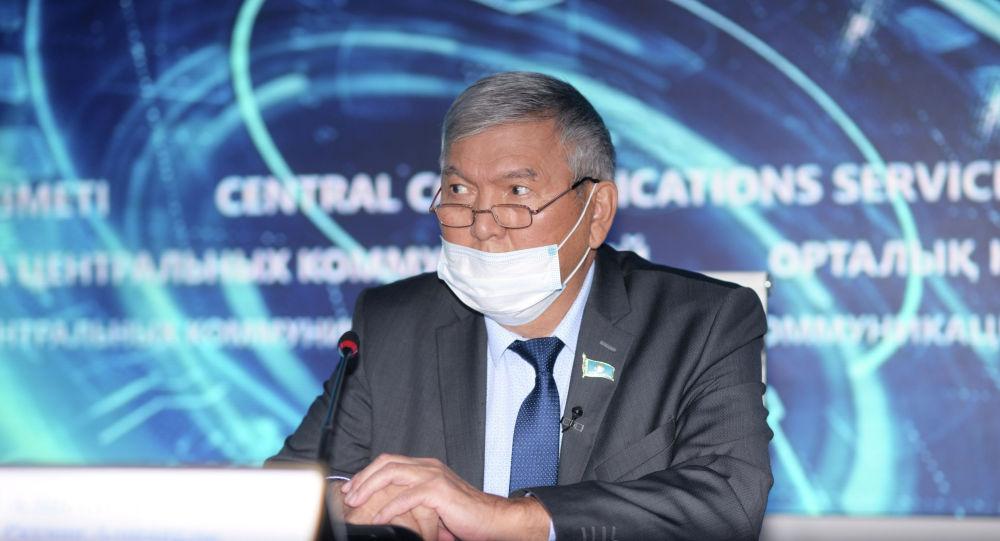 Президент ассоциации вузов Казахстана Рахман Алшанов