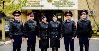 Нұр-Сұлтан қаласындағы егіз полицейлер