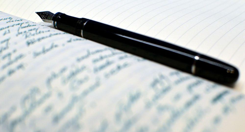 Ручка, перо, письмо, иллюстративное фото