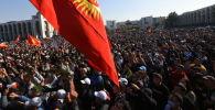 Ситуация в Кыргызстане после парламентских выборов