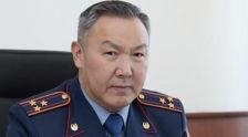 Председатель комитета административной полиции МВД Мурат Баймукашев