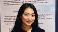 Синоптик Айдана Каримханова