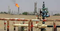 Добыча газового конденсата на месторождении