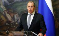 Ресей сыртқы істер министрі Сергей Лавров