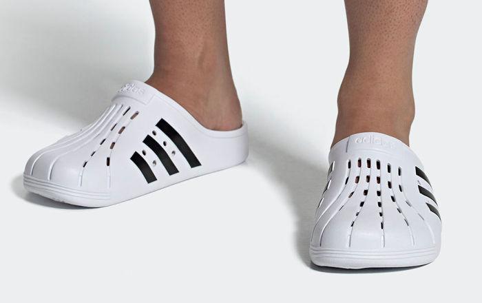 Adidas представил свою версию кроксов