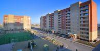 144 экибастузские семьи отметили новоселье: ключи от квартир жителям новой девятиэтажки вручил аким