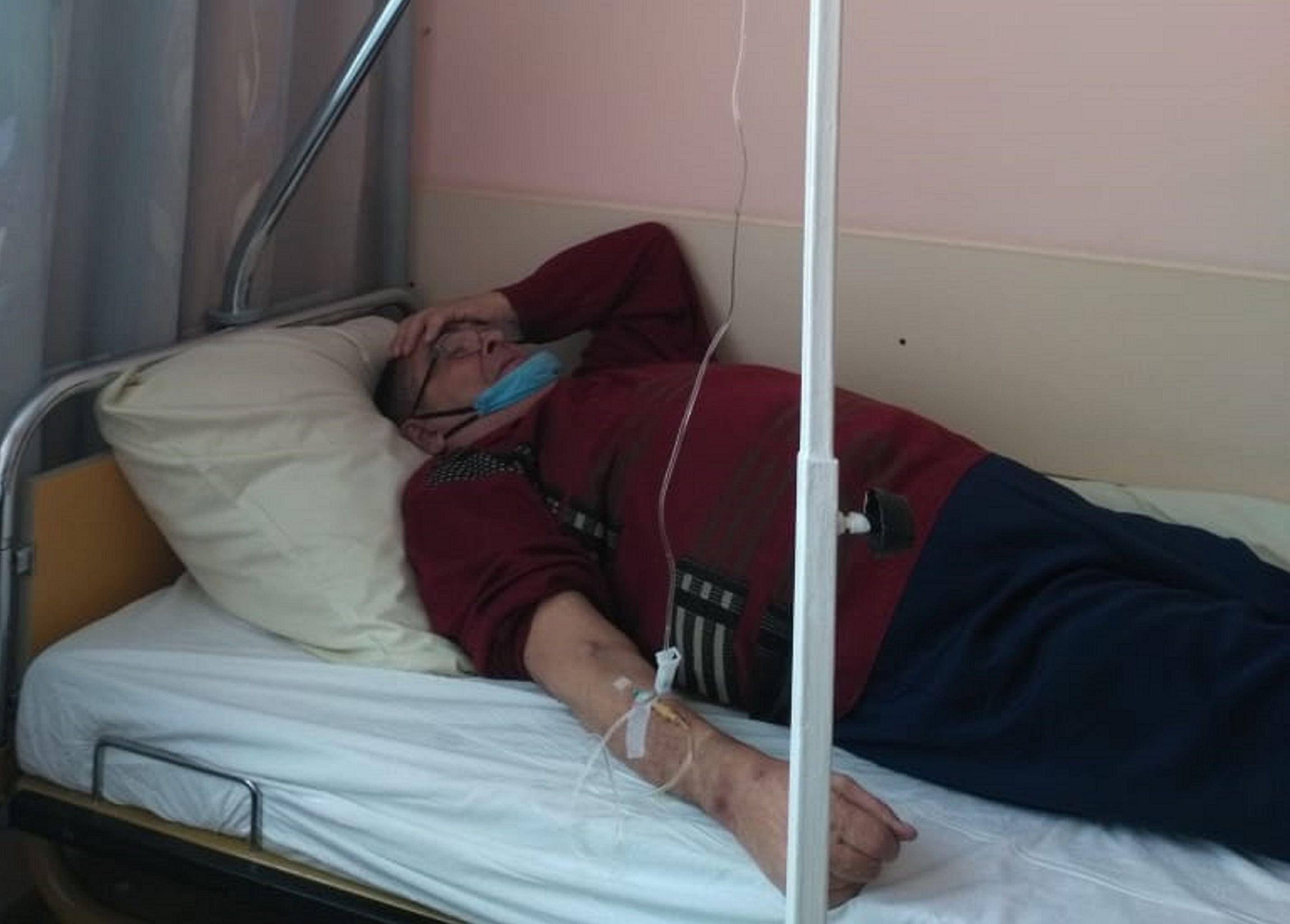 Николай Панюшкин спас жизнь пятилетней девочке, выпавшей из окна пятого этажа
