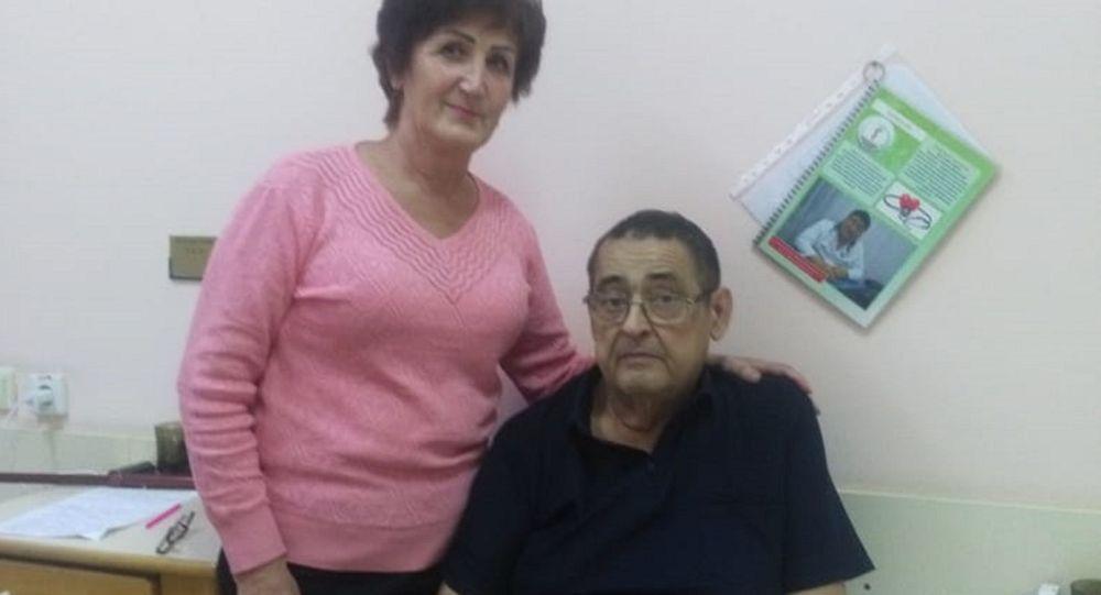 Николай Панюшкин и друг семьи Тамара Иванчукова