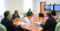 Заседание глав внешнеполитических ведомств в формате Центральная Азия + Россия