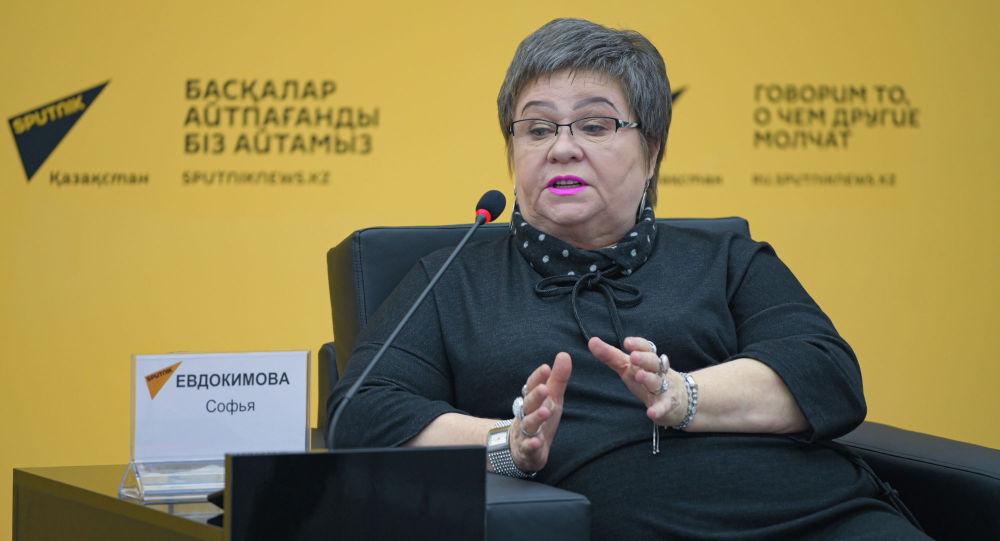 Директор Института семейного воспитания, эксперт ассоциации родителей Софья Евдокимова
