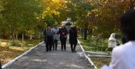 Пациенты каждый день гуляют на свежем воздухе