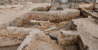 Уникальное захоронение найдено в Атырауской области в городище Сарайшык, которое в свое время было столицей трех государств: Золотой Орды, Ногайской Орды, а затем и Казахского ханства