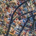 Бельгиялық фотограф Sebastien Nagyдың Испан кемпірқосағы суреті.  Ол – Aerial Photography Awards 2020 байқауының Cityscapes номинациясының жеңімпазы.