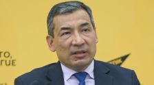 Политолог, заместитель директора Казахстанского института стратегических исследований при президенте республики Санат Кушкумбаев
