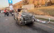 Столкновение авто со смертельным исходом на восточной объездной дороге