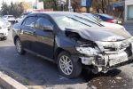 Проигнорировавший требование пристегиваться ремнем безопасности пассажир иномарки госпитализирован с тяжелыми травмами
