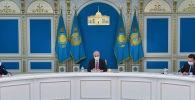 Глава государства Касым-Жомарт Токаев провел первое заседание Высшего cовета по реформам