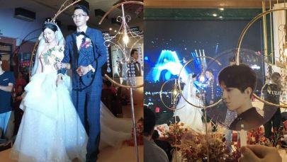 Таланты и поклонники. Китайская свадьба в стиле Димаша