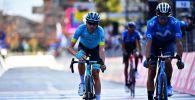 Гонщик команды Астана Про Тим Оскар Родригес занял 8-е место на 17-м этапе Джиро д'Италия