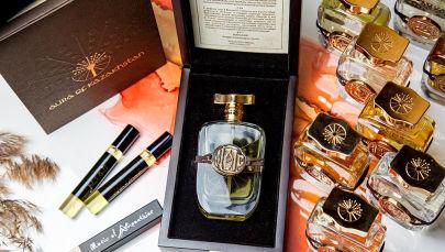 Казахстанский бренд выпустил духи с ароматами родной природы