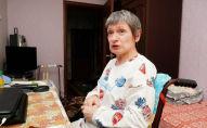 Татьяна Максименко заплатила за электронный пандус 666 тысяч тенге и вышла на улицу один раз