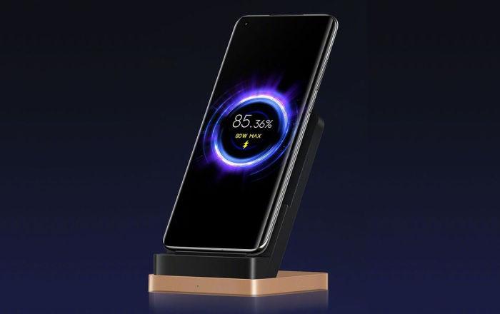 Xiaomi сделали сверхмощную беспроводную зарядку