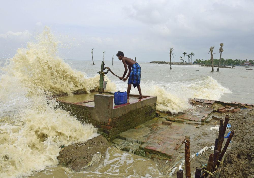 Калькуттаның фототілшісі Сумита Саньяның Мусуни аралының тұрғындарына арналған Тұйыққа тірелген өмір туындысы. Ол Менің жершарым аталымында үздік жеке сурет деп танылды.