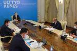 Қасым-Жомарт Тоқаев Ұлттық қоғамдық сенім кеңесінің төртінші отырысына қатысады