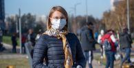 Глава Управления зеленой экономики акимата Алматы Наталья Ливинская