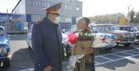 Примерная автоледи Лидия Сидоренко из Жамбылской области
