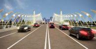 Новый мост появится на проспекте Тауелсиздик в Нур-Султане
