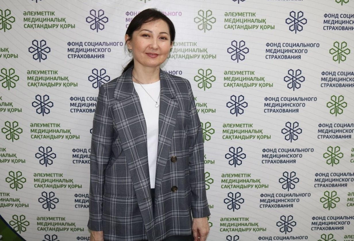 Заведующая центра женского здоровья Национального научного центра онкологии Аида Шакирова