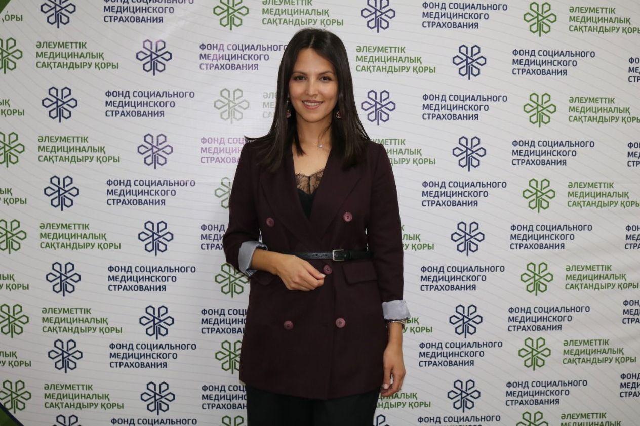 Онколог, маммолог, пластический хирург Динара Саменова