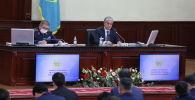 Мемлекет басшысы Ішкі істер министрлігінің кеңейтілген алқа мәжілісін өткізді