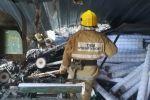 Алматы облысында дәретхана қағазын шығаратын цехтағы жарылыс