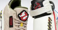 Reebok анонсировал кроссовки по мотивам «Охотников за привидениями»