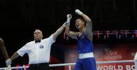 Чемпион мира по боксу Бекзад Нурдаулетов