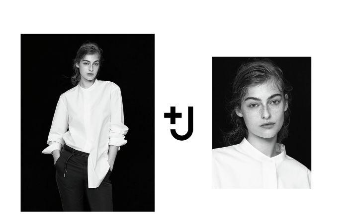 Uniqlo и Джил Сандер выпустили новую совместную коллекцию