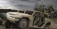 KIA выпустит собственный аналог Hummer