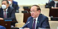 Сенатор Әли Бектаев