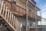 Незаконно построенное трехэтажное общежитие снесли в Алатауском районе Алматы