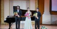 В Нур-Султане состоялся концерт солистов Санкт-Петербургского Дома музыки