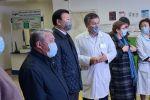 Глава Минздрава Алексей Цой оценил готовность медучреждений Мангистауской области ко второй волне коронавируса